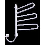 Электрический полотенцесушитель Флюгер-3 поворотный тм Элна