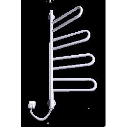 Электрический полотенцесушитель Флюгер-4 поворотный тм Элна