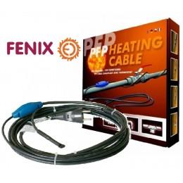 Нагревательный кабель со встроенным термостатом  Fenix PFP 12 - 100 м (1260 Вт)