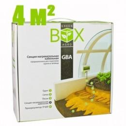 Нагревательный кабель GREEN BOX AGRO 14GBA-400