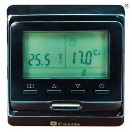 Терморегулятор программируемый М6.716 black