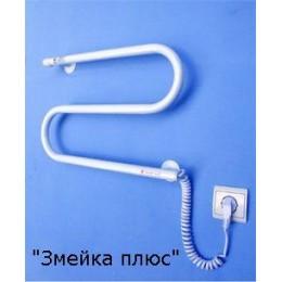 Электрический полотенцесушитель Змейка плюс