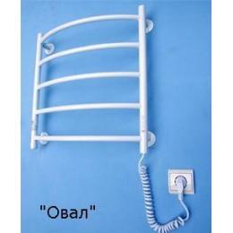 Электрический полотенцесушитель Овал