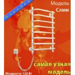 Электрический полотенцесушитель Слим