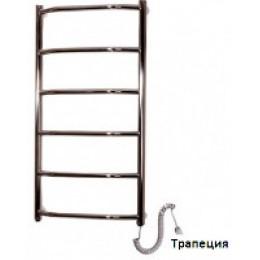 Электрический полотенцесушитель Трапеция 800/530/110