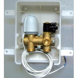 Терморегулятор UniBox с сервоприводом