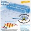 Водяной нагревательный мат Нагревательный мат Jolly AquaHeat 5.0 м.кв