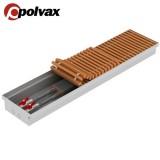 Конвектор POLVAX KE.230x1000x78 мм 200 Вт